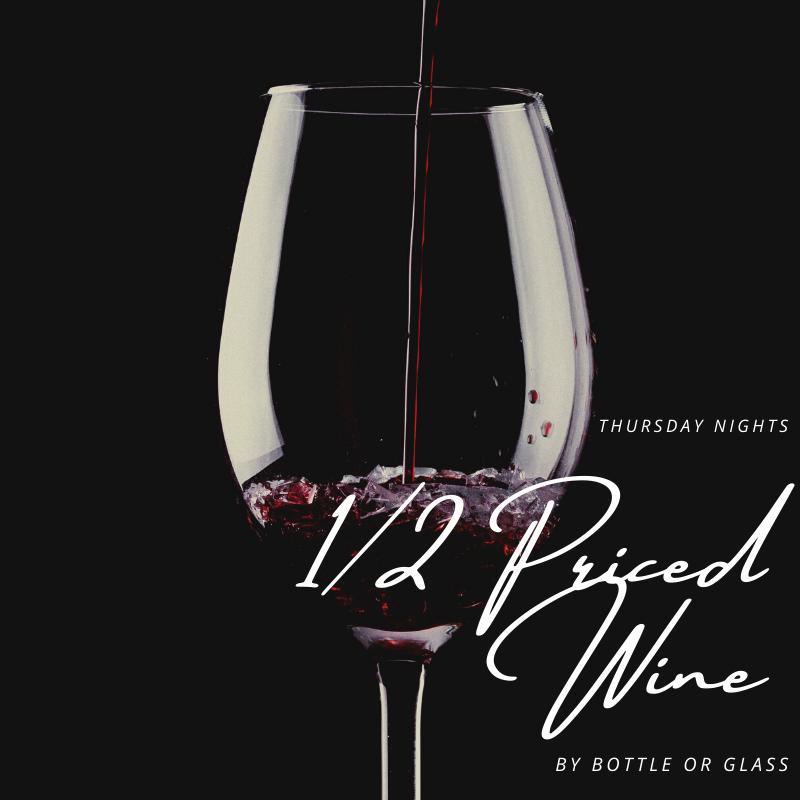 Half Priced Wine